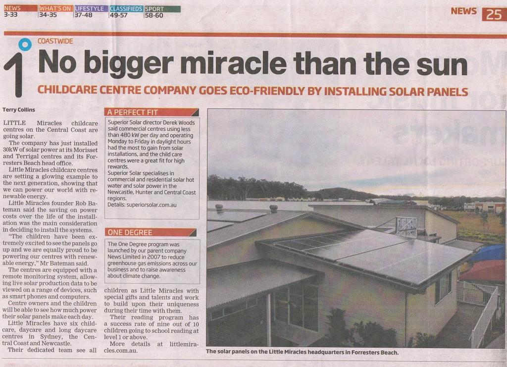 LM Solar News story