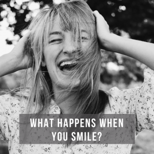 What happens when we SMILE?