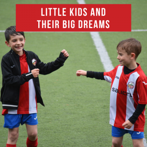Little Kids and their Big Dreams