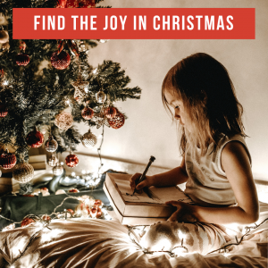 Find the Joy in Christmas