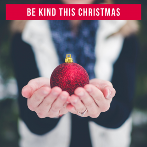 Be Kind this Christmas