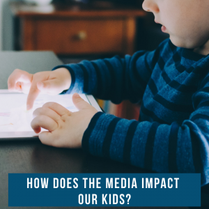 Coronavirus – Media impact on our kids?