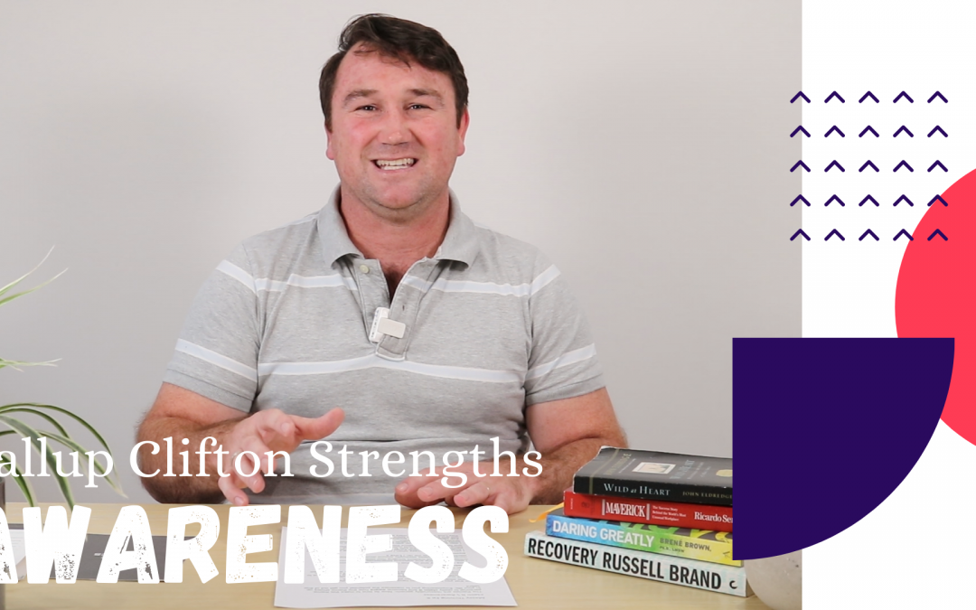 Gallup Clifton Strengths – Claim It\Awareness