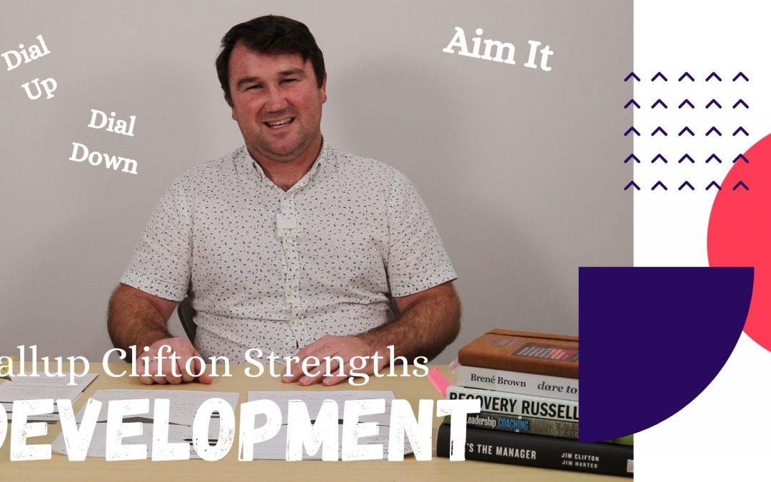 Gallup Clifton Strengths – Development