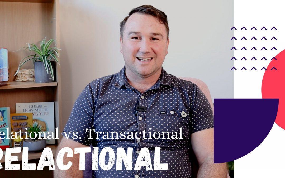 Relational vs. Transactional = Relactional?