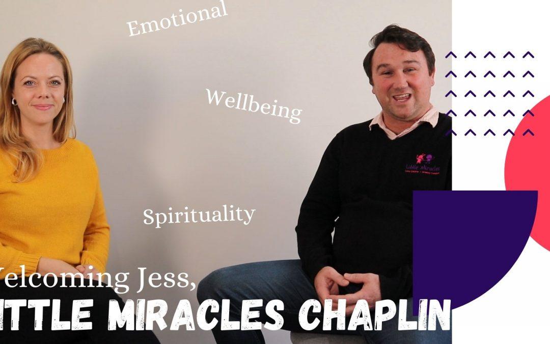 Meet Jess, Little Miracles Chaplin
