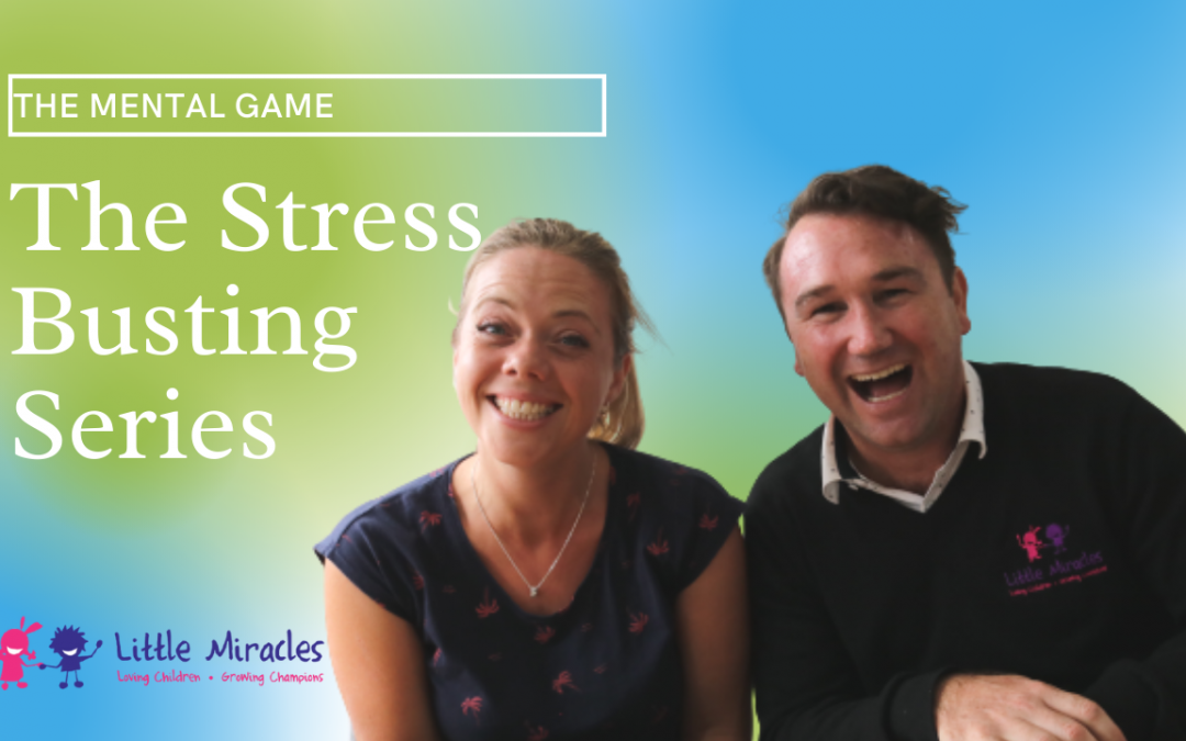 The Stress Busting Series – Lifestyle