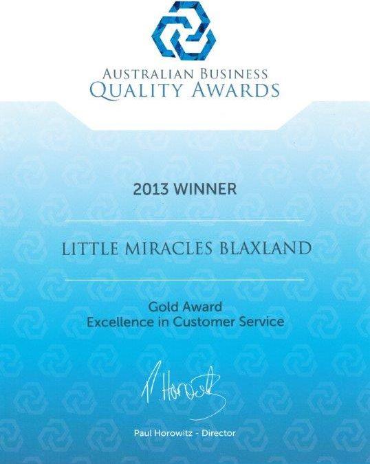 Congratulations Blaxland!