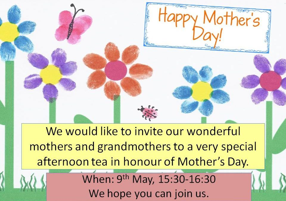 Upcoming Event at Little Miracles Terrigal – Mother's Day Afternoon Tea